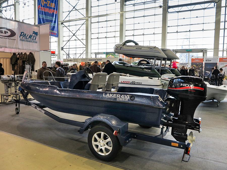 выставка лодок и моторов в москве